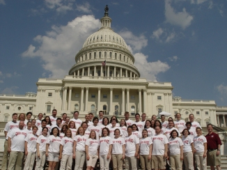 Chico State In Washington, D.C., 2005