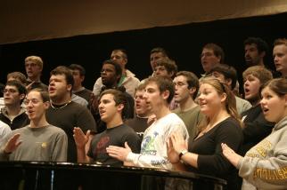 MU U. Choir, 2007