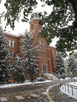 CU-Boulder, 2009