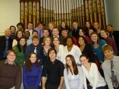 MU Chorale, Jan. 26, 2009