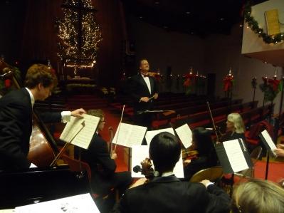 Trinity Lutheran (CO), 2010