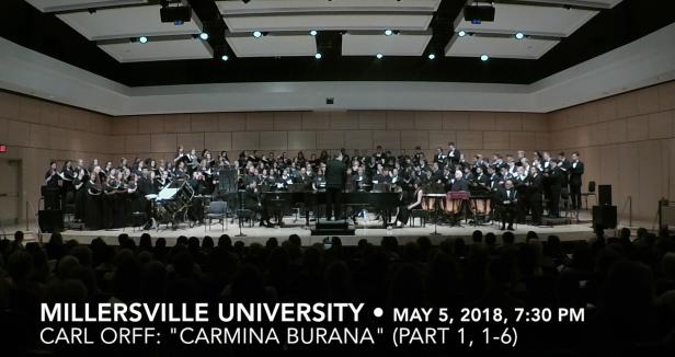 Carmina Burana Title
