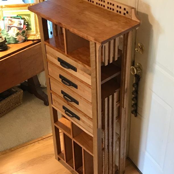 Back cabinet 4
